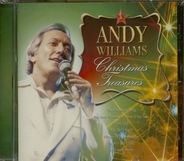 Christmas Treasures (CD)
