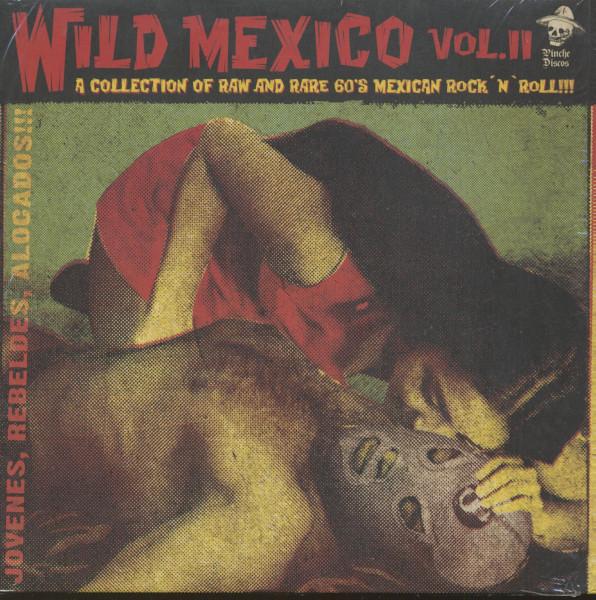 Wild Mexico, Vol.2 (LP)
