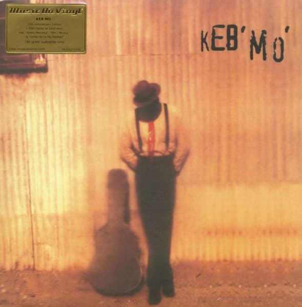Keb' Mo' (LP, Colored Vinyl, Ltd.)
