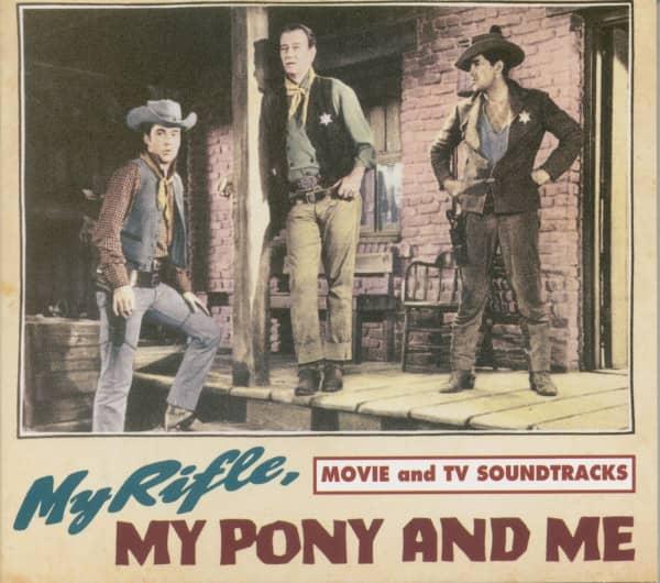 My Rifle, My Pony And Me (CD)