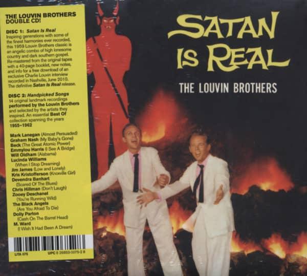 Satan Is Real - Handpicked Songs 2-CD