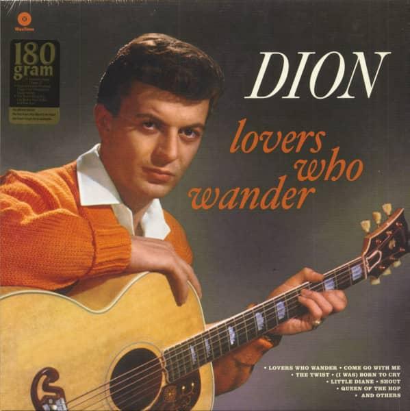 Lovers Who Wander (LP, 180g Vinyl, Ltd.)