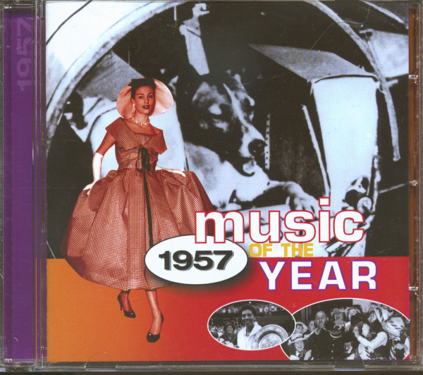 Music Of The Year - 1957 (CD)