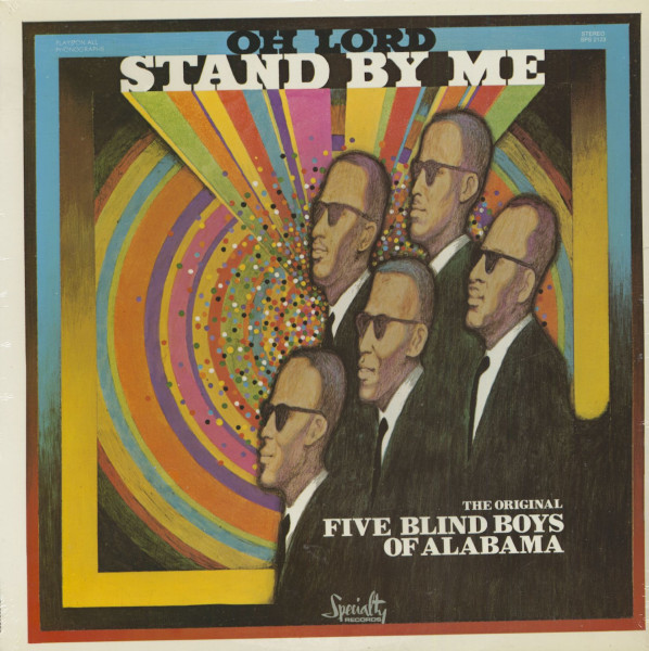 Oh Lord - Stand By Me (LP)