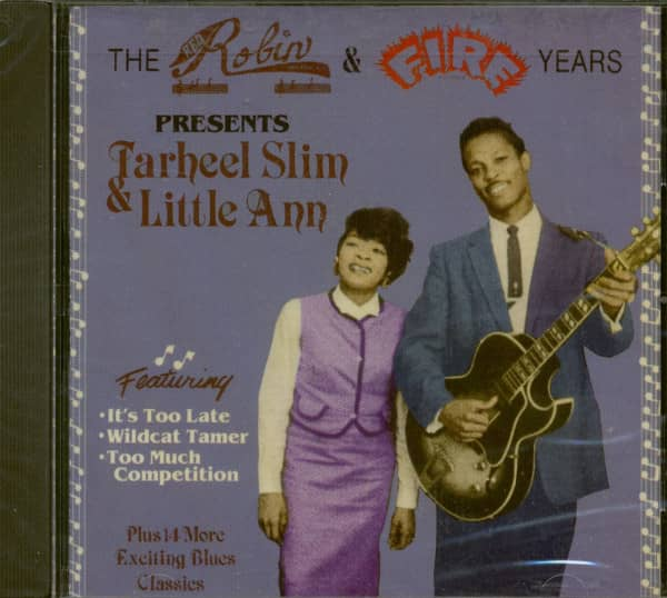 The Red Robin - Fire Years (CD)