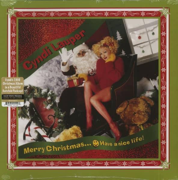 Merry Christmas... Have A Nice Life! (LP, White Vinyl, Ltd.)