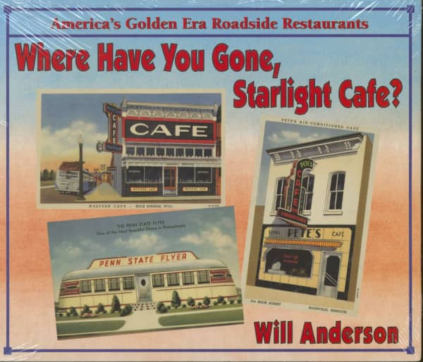 Where Have You Gone,... - Where Have You Gone, Starlight Cafe