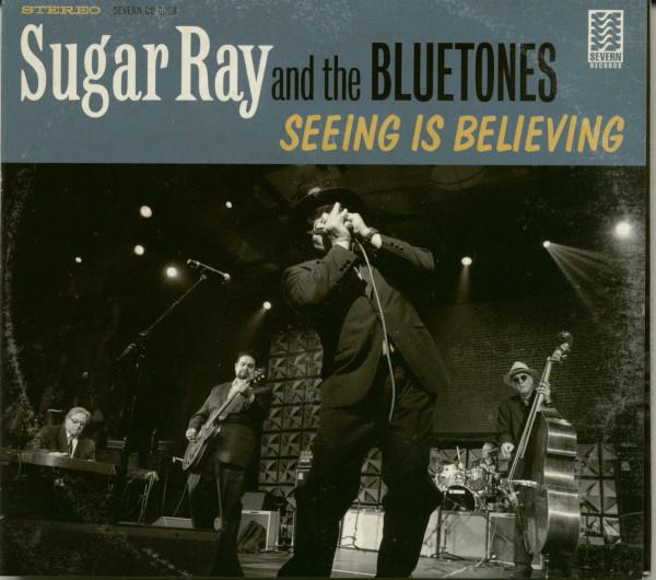 Seeing Is Believing (CD)