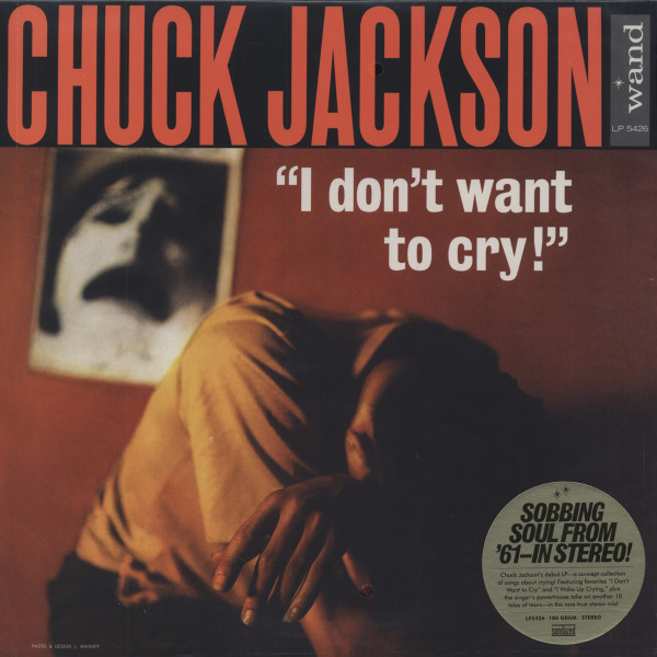I Don't Want To Cry (1961) 180g Vinyl Stereo