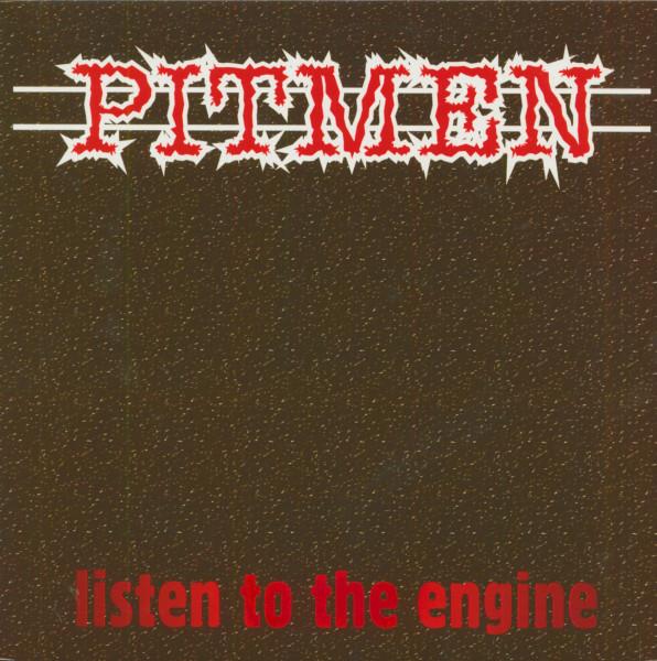 Listen To The Engine (LP)