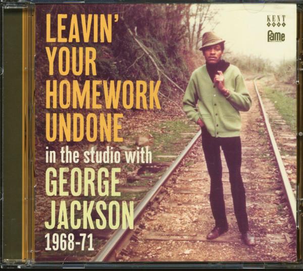 Leavin' Your Homework Undone - 1968-1971 (CD)