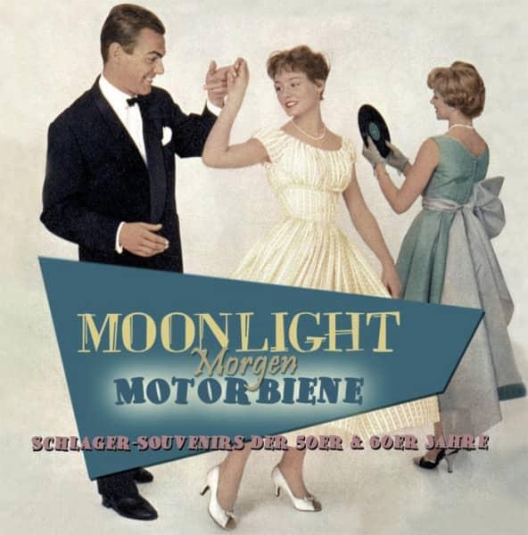 Moonlight, Morgen, Motorbiene (2-CD)