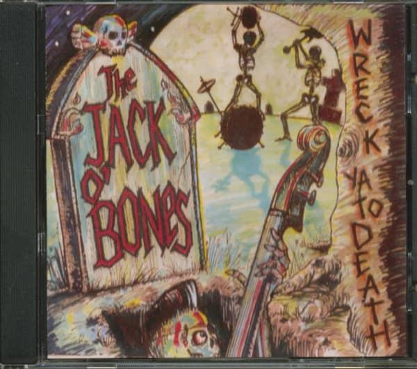 Wreck Ya To Death (CD)