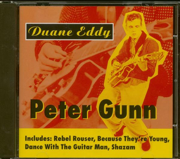Peter Gunn (CD)