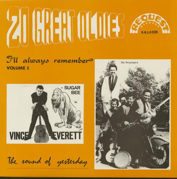 I'll Always Remember Vol.6 (LP)