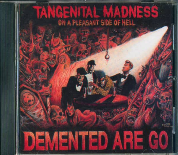 Tangenital Madness (CD Album)