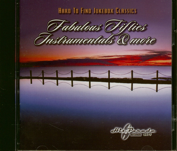 Fabulous Fifties Instrumentals & More - Hard To Find Jukebox Classics (CD)