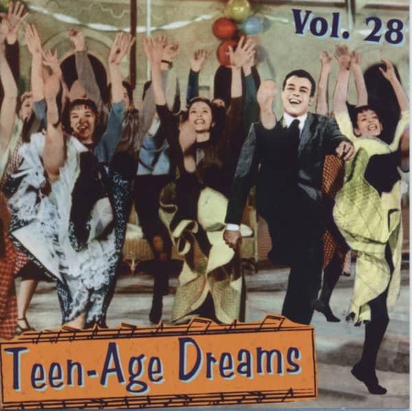 Vol.28, Teen-Age Dreams