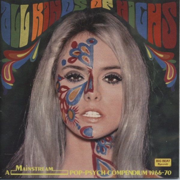 All Kinds Of Highs (2-CD) Pop.Psych 1966-70
