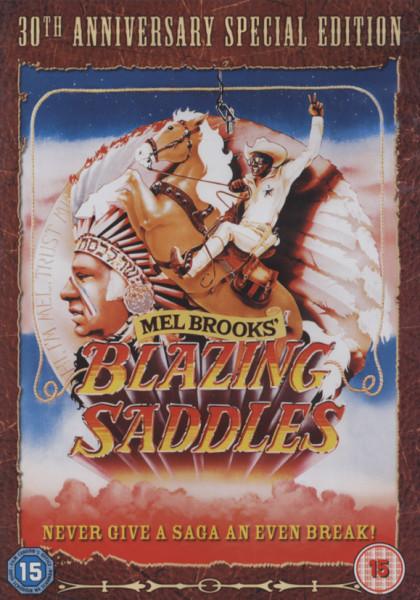 Blazing Saddles (1974) 30th. (Mel Brooks)