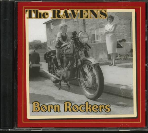 Born Rockers (CD)