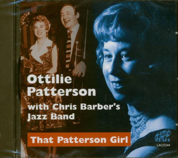 That Patterson Girl With Chris Barber's Jazz Band (CD)