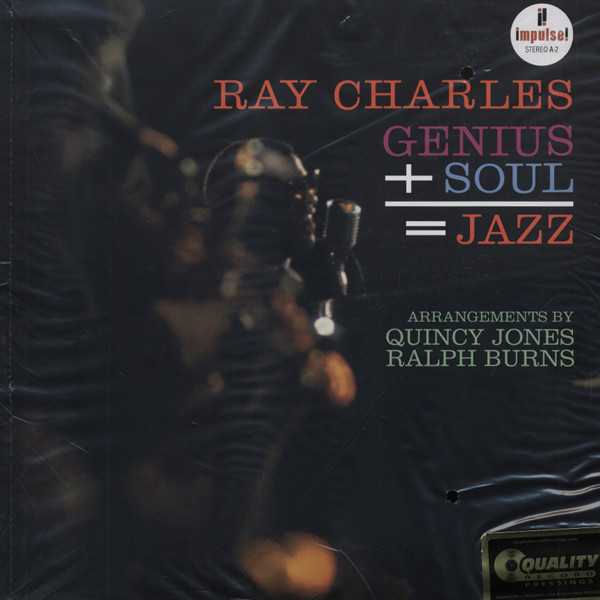 Genius & Soul = Jazz 200g Gatefold - Klappcover