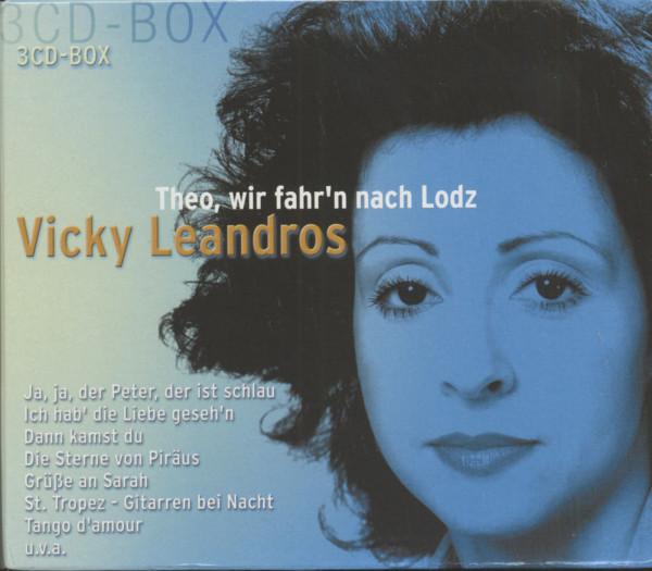 Theo, wir fahren nach Lodz (3-CD)