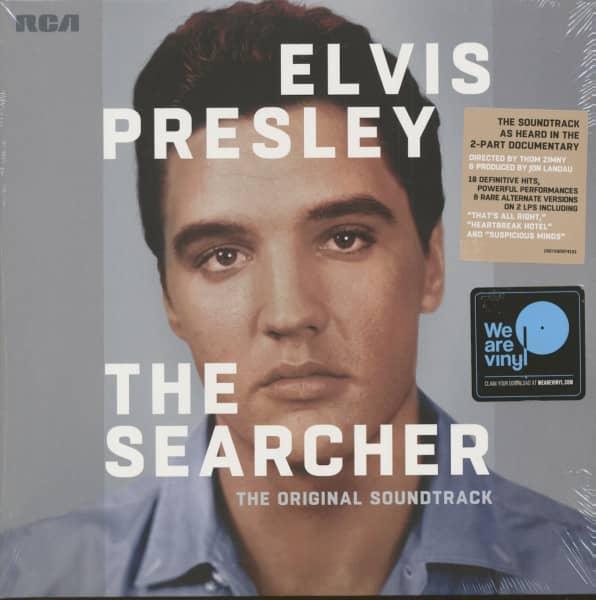 The Searcher - The Original Soundtrack (2-LP)