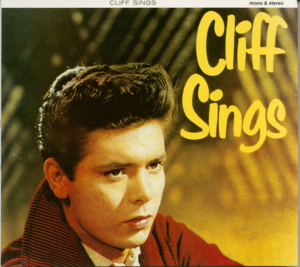 Cliff Sings (CD, Mono & Stereo)