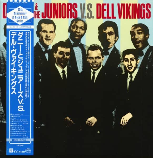 Danny & The Juniors v.s. Dell Vikings (Japan 30th Anniversary Of Rock 'n' Roll Series)