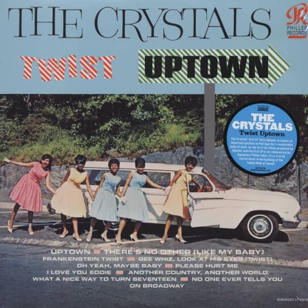 Twist Uptown (1962) 180g Mono Edition
