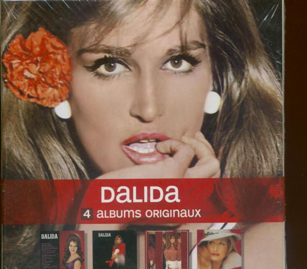 4 Albums Originaux (4-CD)