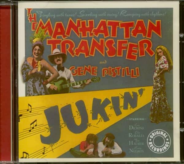 Jukin' (CD)
