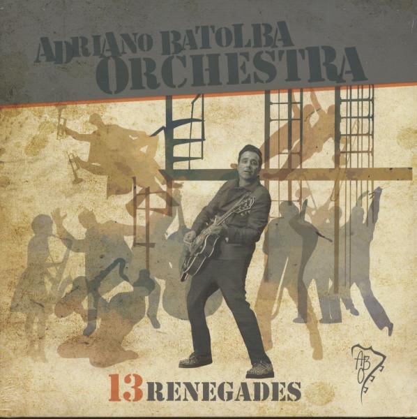 13 Renegades (LP)