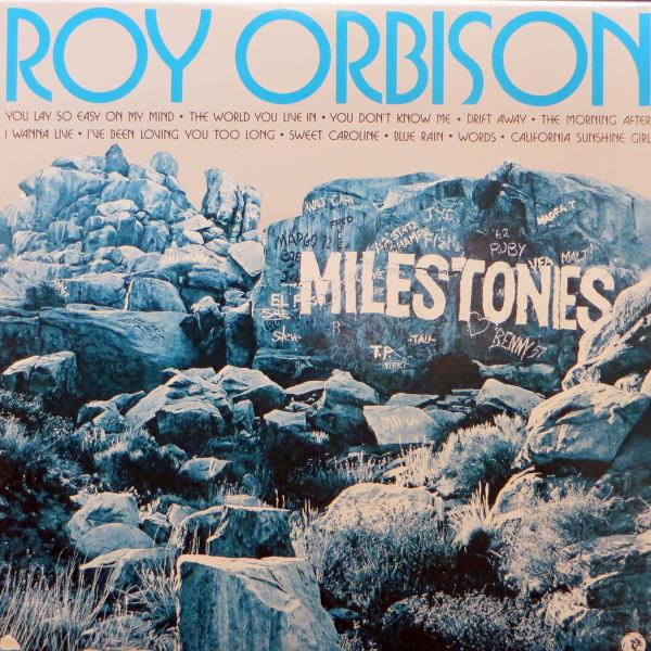 Milestones (1973) re Vinyl LP