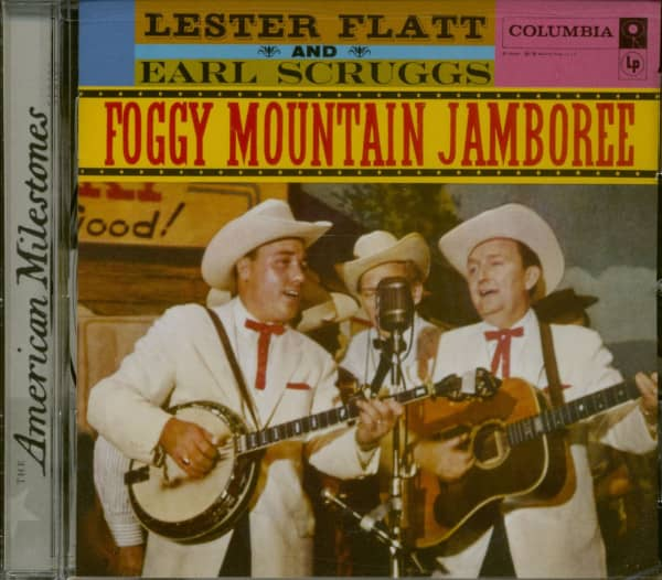 Foggy Mountain Jamboree (CD)