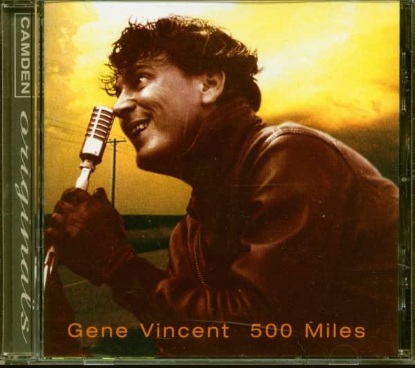500 Miles (CD)