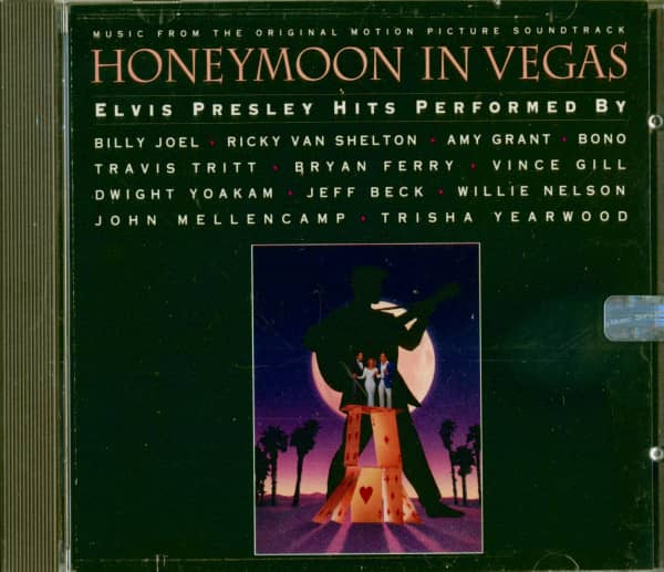 Honeymoon In Vegas - Soundtrack (CD)