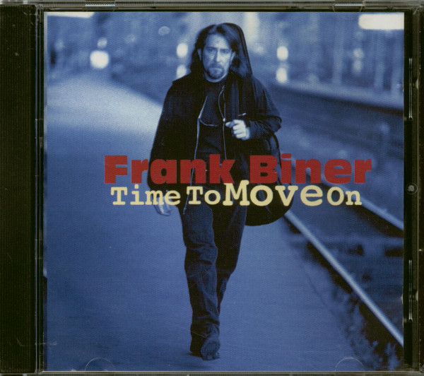 Time To Move On (CD)