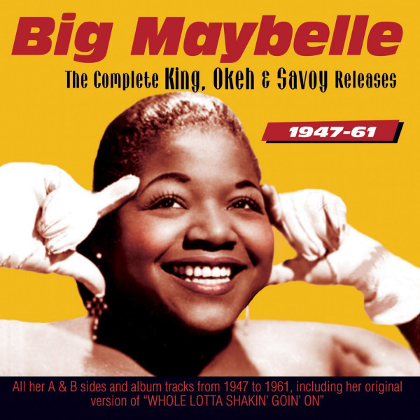 Complete King, Okeh and Savoy Releases (2-CD)
