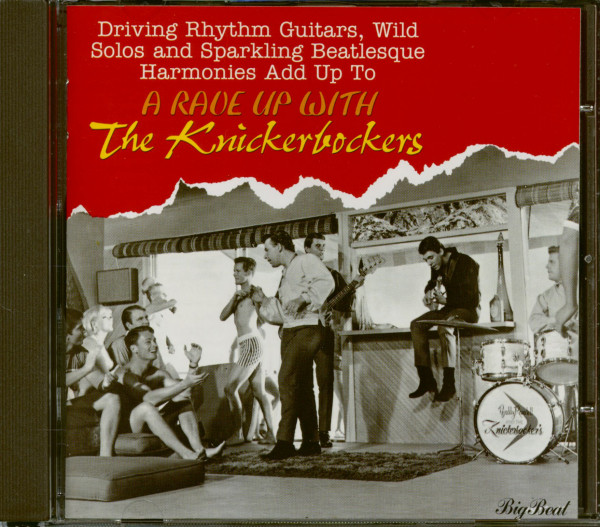 A Rave Up With The Knickerbockers (CD)