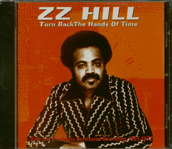 Turn Back The Hands Of Time (CD)