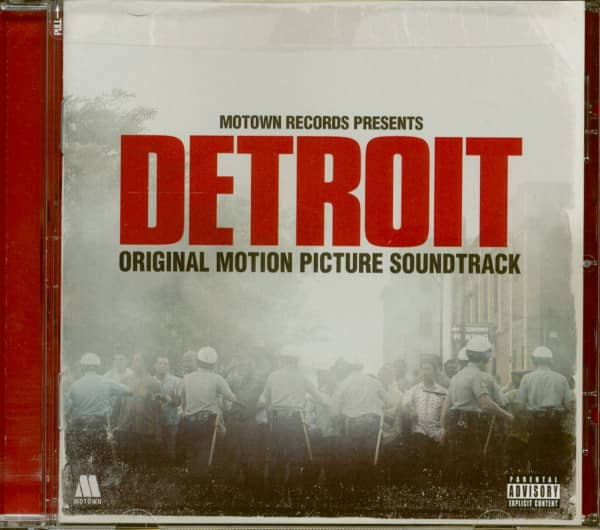 Detroit - Original Motion Picture Soundtrack (CD)