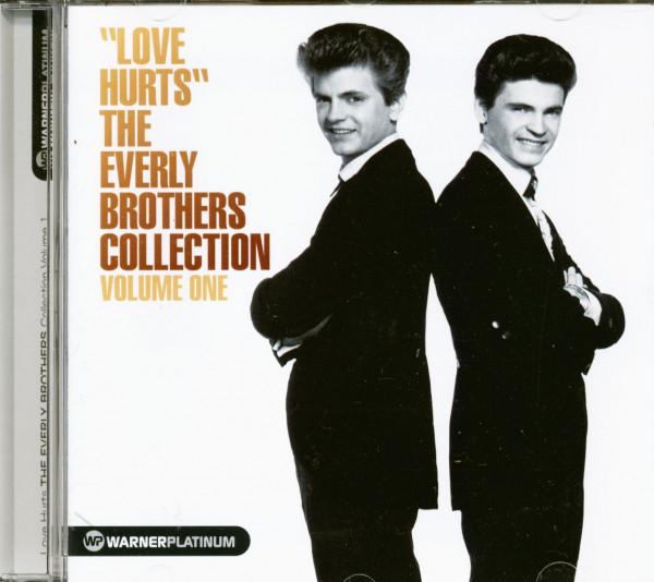 Love Hurts - Warner Platinum Collection Vol.1 (CD)