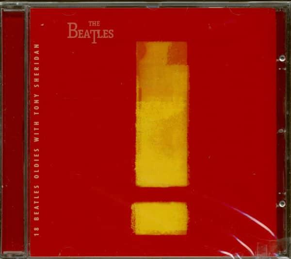 18 Beatles Oldies With Tony Sheridan (CD)