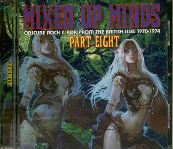 Mixed-Up-Minds - Part 8 (CD)