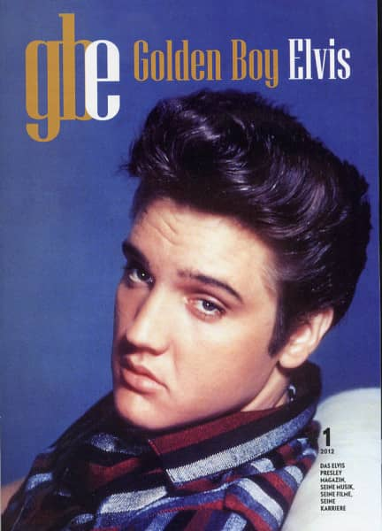 Golden Boy Elvis - Fachmagazin 1-2012