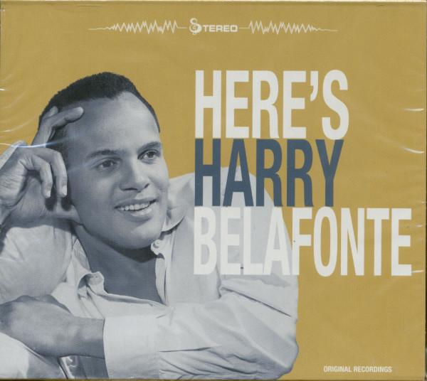 Here´s Harry Belafonte (CD)