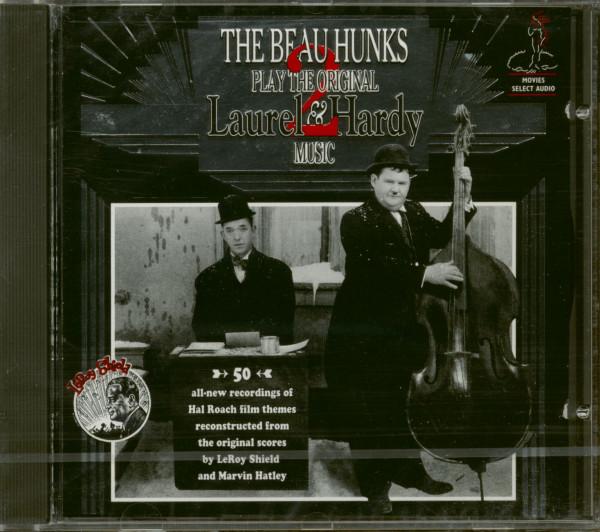 The Beau Hunks Play The Original Laurel & Hardy Music (CD)